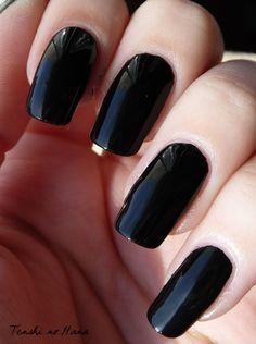 Sinful - Black on Black et effet velour