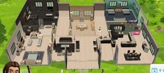 The Sims Mobile House Inspiration The Sims Mobile Homes