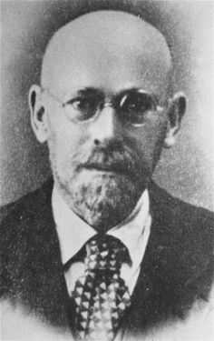Janusz Korczak was a world renowned educationalist. Despite having the chance to be sent to a safer camp, he refused and instead stayed with the children from his orphanage on their final journey to a death camp.