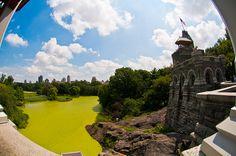 Belvedere Castle, Central Park  Summer 2012