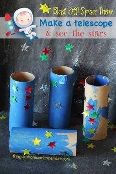 learning about the stars activities for preschoolers galaxies telescope and stars preschool space theme 2 delivers online tools that help you to stay in control of your personal information and protect your online privacy. Space Theme Preschool, Preschool Crafts, Preschool Learning, Space Theme Classroom, Preschool Camping Theme, Planets Preschool, Teaching Art, Kid Crafts, Craft Activities