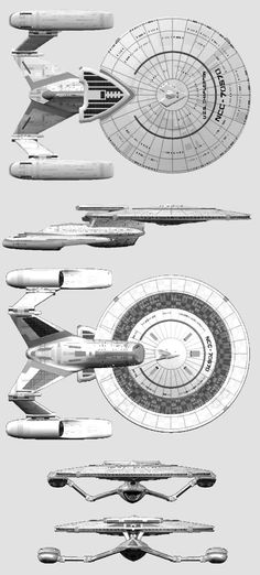 Technical Specifications for the USS Navajo-A