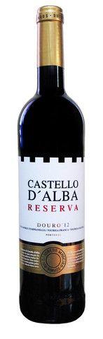 Castelo d'Alba Reserva Tinto 2012