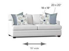 The Perfect Throw Pillow Formula for Every Sofa