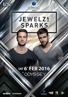 Jewelz & Sparks tonight at Onyx #Bangkok !