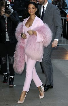 25 Looks That Make Us Want To Wear Head-To-Toe Pink