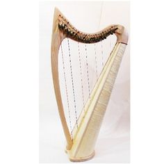 county-kerry-24-curly-maple-full-levers Harp, Curly