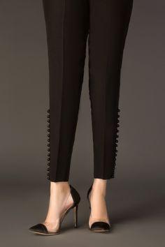Design54 - Baroque Salwar Designs, Kurta Designs Women, Kurti Designs Party Wear, Blouse Designs, Salwar Pattern, Plazzo Pants Pattern, Mode Bcbg, Kurtis With Pants, Salwar Pants