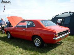 my first car - 1971 Ford Cortina
