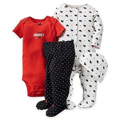 Baby Girl Clothes at Macy's come in a variety of styles and sizes. Shop Baby Girl Clothing at Macy's and find newborn girl clothes, toddler girl clothes, baby dresses and more. Newborn Girl Outfits, Toddler Girl Outfits, Baby Girl Newborn, Kids Outfits, Carters Baby Girl, Baby Boy, Sleeping Dogs, Girls 4, Baby Kids
