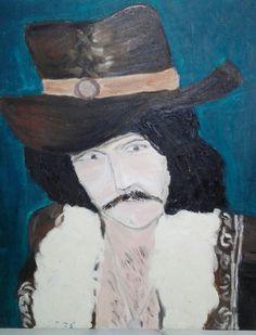 Irwin Goodman, Painting, Art, Art Background, Painting Art, Kunst, Paintings, Performing Arts, Painted Canvas