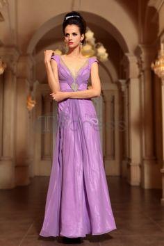 Dresses in Stock-Purple bridesmaid dresses deep V sexy evening dress Purple Evening Dress, Evening Dresses With Sleeves, Sexy Evening Dress, Prom Dresses For Sale, Formal Evening Dresses, Cheap Dresses, Dresses 2013, Long Dresses, Purple Bridesmaid Dresses