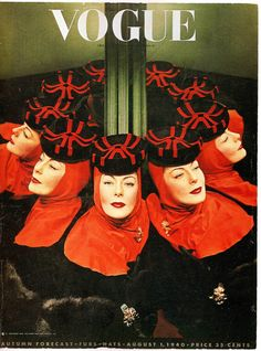 Vogue 1940s