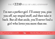 The #2210 Rule of Relationship