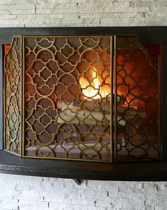 Romancing the Hearth: The First Fire of the Season. Click to read more...  | Frontgate Blog