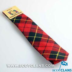 Wallace Tartan Tie