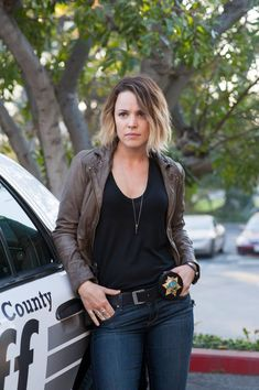 Not only was Rachel McAdams incredibly badass on True Detective, her hair was so gorgeous!!