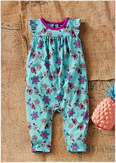 Infant Girl Clothes & Baby Girl Outfits | Tea Collection