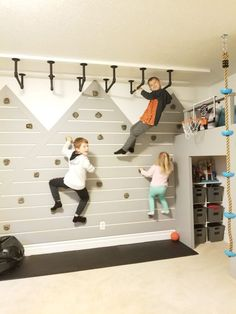 Playroom Reveal- One Room Challenge Fall 2019 This is the last post in the One Room Challenge Fall 2019 for our Kids Playroom! The Final Reveal post. the one we've all been waiting for! Check it out! - Playroom Reveal- One Room Challenge Fall 2019 Playroom Design, Kids Room Design, Playroom Decor, Playroom Storage, Boys Playroom Ideas, Kids Basement, Basement Daycare Ideas, Wall Decor Kids Room, Toddler Boy Room Ideas
