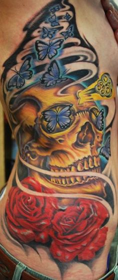 Tattoo by Derek Turcotte