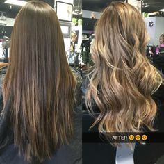 Popular Skin Care Pr - February 2019 at - Haircolor 01 Hair Color Balayage, Haircolor, Balayage Highlights, Hair Color And Cut, Hair Dos, Gorgeous Hair, Medium Hair Styles, Dyed Hair, Hair Inspiration