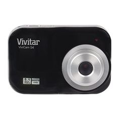Vivitar 5.1MP Digital Camera - Color and Style May Vary