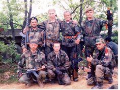 RUSSIAN VOLUNTEERS FOR SERBIA