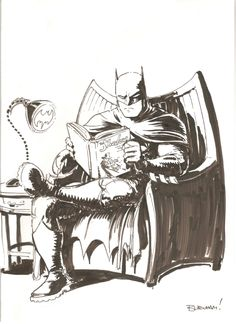 Batman by Chris Burnham