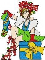 Alma Lynn Stocking Stuffer 4 sizes