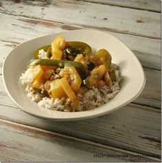 Simple Spicy Chicken Stir Fry - YoursAndMineAreOurs.com