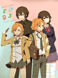 Dazai Bungou Stray Dogs, Stray Dogs Anime, Detective, Cartoon Network Shows, Bungou Stray Dogs Characters, Love Is In The Air, Dazai Osamu, Gender Bender, Anime Fairy