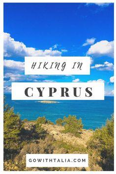 Hiking in Cyrpus