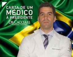 Política na Rede: Em carta aberta, médico critica Dilma por reservar... Dr reserve uma gaveta no necrotério para ela