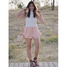 Shorts rose @sarix…