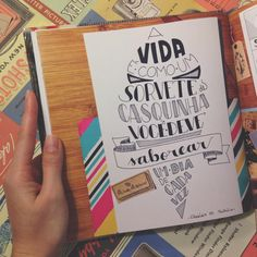 Sorvete de casquinha  .  #typespire #goodtype #thedailytype #thedesigntip #handlettering #lettering #typography #calligraphy #typeveryday #handmadefont #typoholic #creativity #letter #words #design #handmade #byalinealbino #sorvete