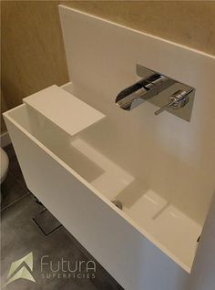 Novos revestimentos - Corian | Corian, Sinks and Kitchen tops
