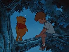 Brady Bluhm and Jim Cummings in Pooh's Grand Adventure: The Search for Christopher Robin (1997) Cute Winnie The Pooh, Winnie The Pooh Friends, Christopher Robin, Disney Princess Pictures, Disney Pictures, Disney And More, Disney Fun, Cute Cartoon Drawings, Cool Drawings