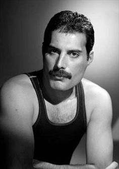 Freddie Mercury... Amazing doesn't begin to describe his talent.