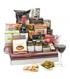 Gourmet chocolate thankyou gift box gourmet hampers pinterest gourmet hampers townsville food wine pamper christmas and baby gift baskets and hampers top quality and best service in townsville and nearby areas negle Gallery