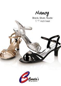 Sweetie's Nancy Strappy Sandal