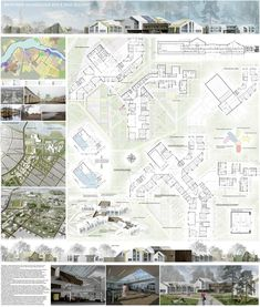 Инклюзивный образовательный центр в Пошехонье. МАРХИ. Архитекторы: Вознесенская…