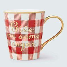 Give Me Some Sugar Mug Set - Christmas Gifts for Her - Southern Living
