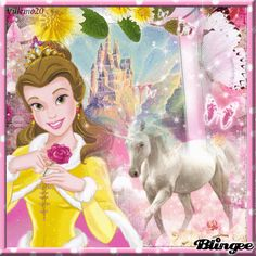 princess belle story Pictures [p. 1 of 250] | Blingee.com
