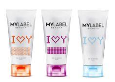 MYLABEL _ TEEN (Packaging Proposals/Studies) by Nuno Carvalho, via Behance