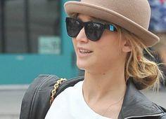 Jennifer Lawrence in Westward \\ Leaning