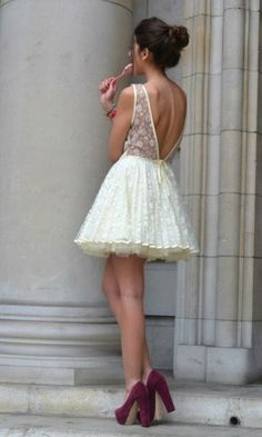 Girly and Elegant