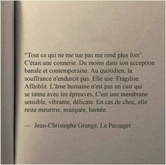 Citation grangé