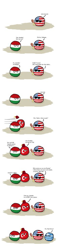 Country Confusion