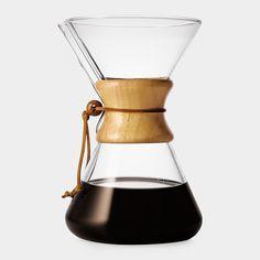 Chemex Coffee Maker, Peter Schlumbohm, 1941/// <3