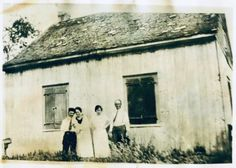 Circa 1925 - Home of Joseph Baillargeon and Louise Masse possibly long lost relatives of someone reading this. located between Tecumseh and St. Joachim; this is probably the log cabin where Archille Noe Baillargeon (1889-1940) was born. Son of Joseph Baillargeon & Helene Baillargeon (nee Renaud). Archille was the seventh son of a seventh son, supposedly had strong healing powers. Archille Noe Baillargeon himself. In his twenties he ran a healing practice on Gladstone Avenue in Windsor. Essex County, Gladstone, Windsor, The Twenties, Joseph, Healing, Lost, Strong, Cabin
